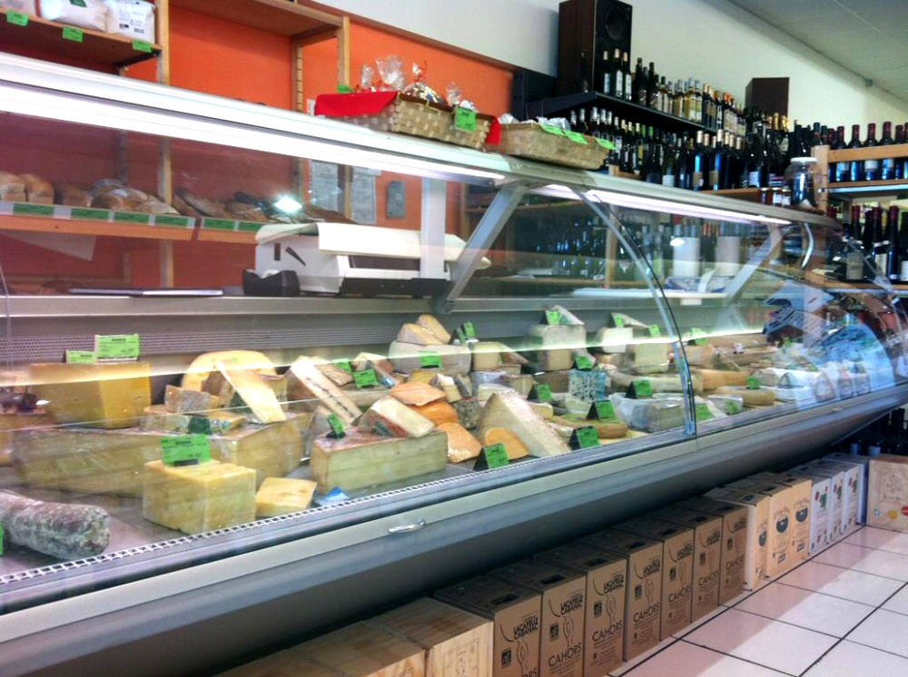Rayon Fromages AuBio Arcadie